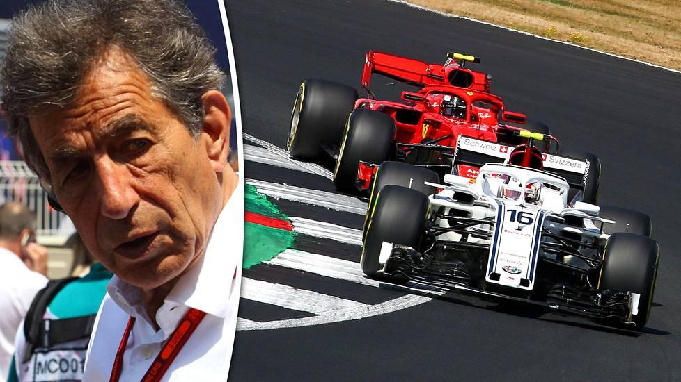 Formula 1 Iltasanomat