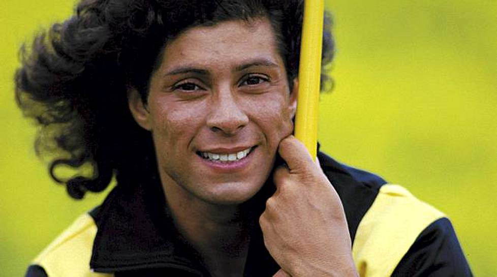 Fatima Whitbread.