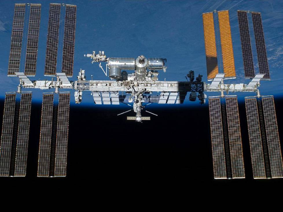 The International Space Station: Our last best hope for peace?