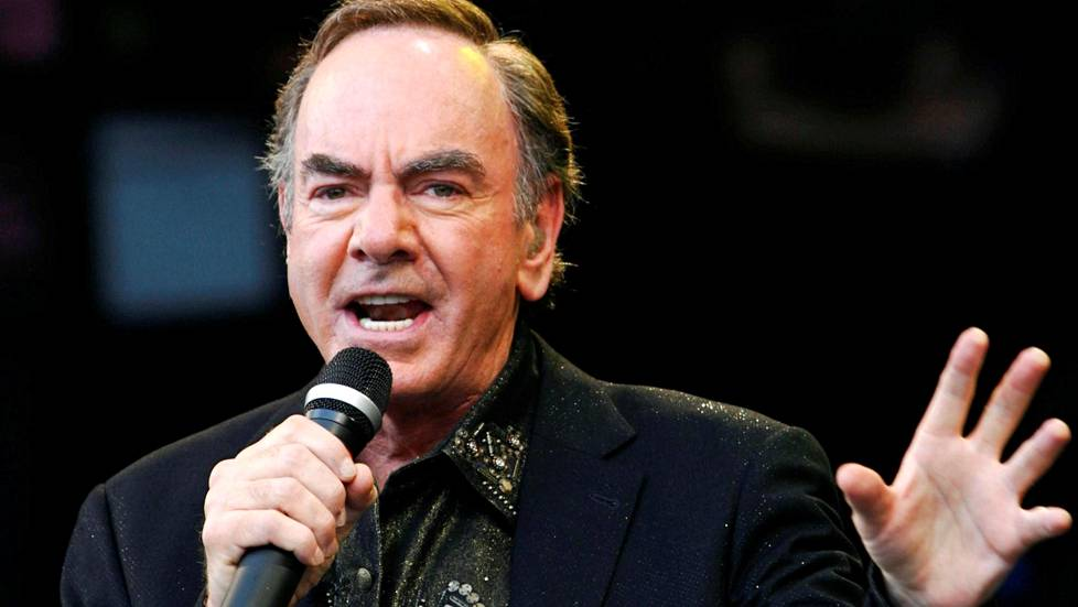 Neil Diamond on perunut kiertueensa.