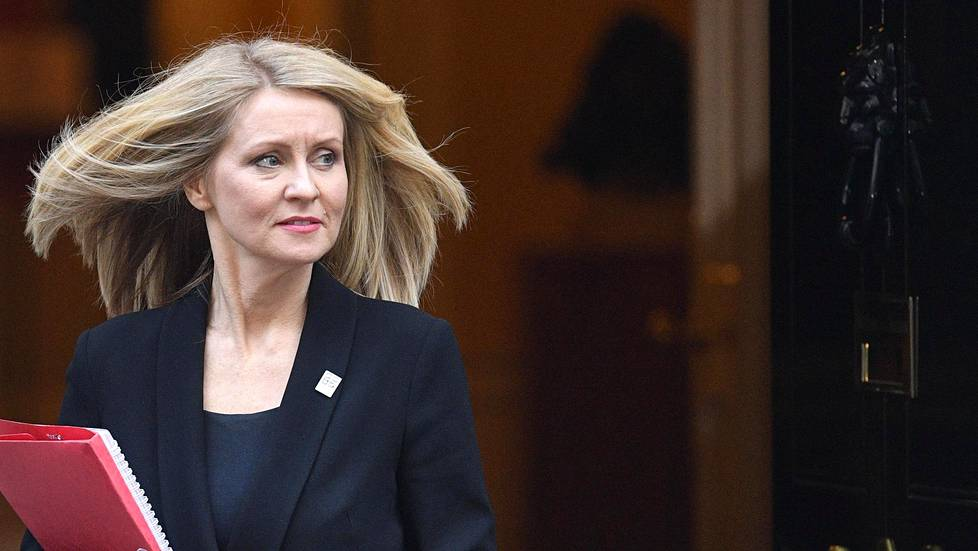Esther McVey.