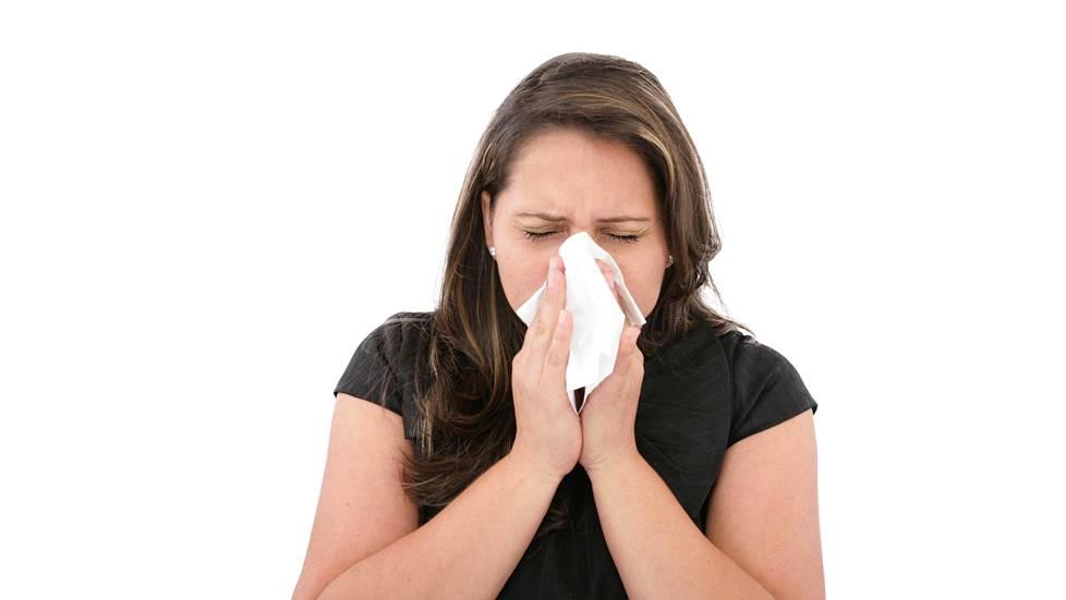 Flunssa - oireet ja hoito. Hoida flunssa pois - Flunssa - Ilta-Sanomat