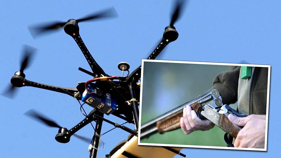 Drone Kärkkäinen