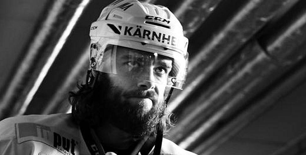 Ville Leino on tiukkana.