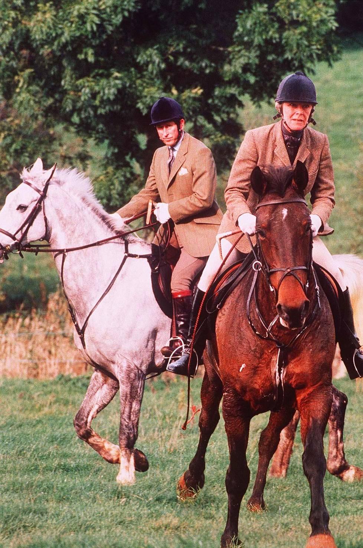 Camilla on prinssi Charlesin elämän suurin rakkaus. Tunteet eivät sammuneet, vaikka Charles avioitui Dianan kanssa ja Camilla Andrew Parker Bowlesin kanssa.