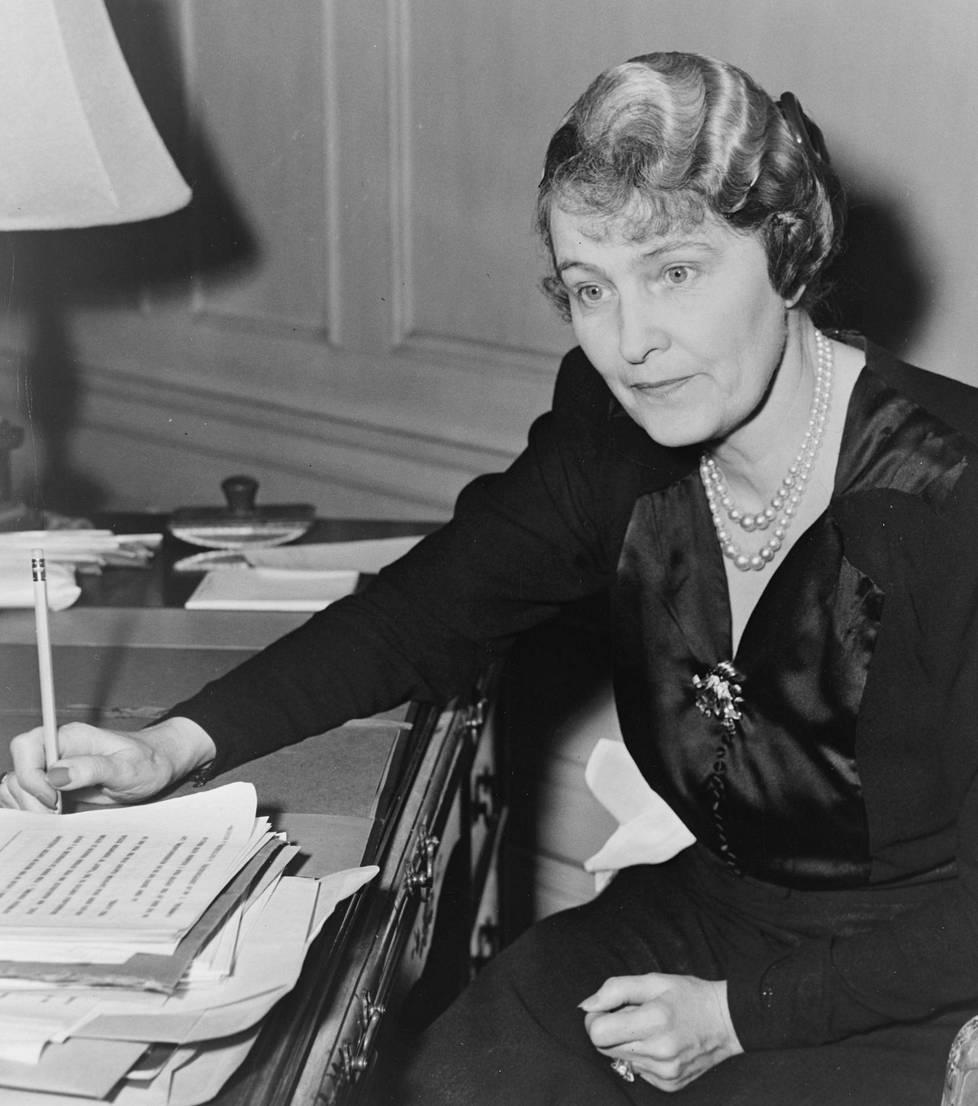 Mar-a-Lagon rakennutti aamiaismurosuvun perijä Marjorie Merriweather Post, joka rakasti ylellistä elämää ja viihtyi seurapiireissä.