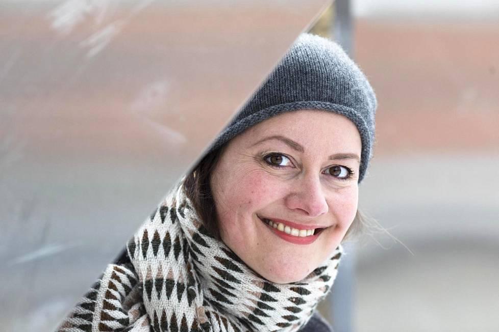 Tallinn Music Weekin johtaja Helen Sildna haluaa omalta osaltaan turvata Viron kulttuurialan tulevaisuutta.