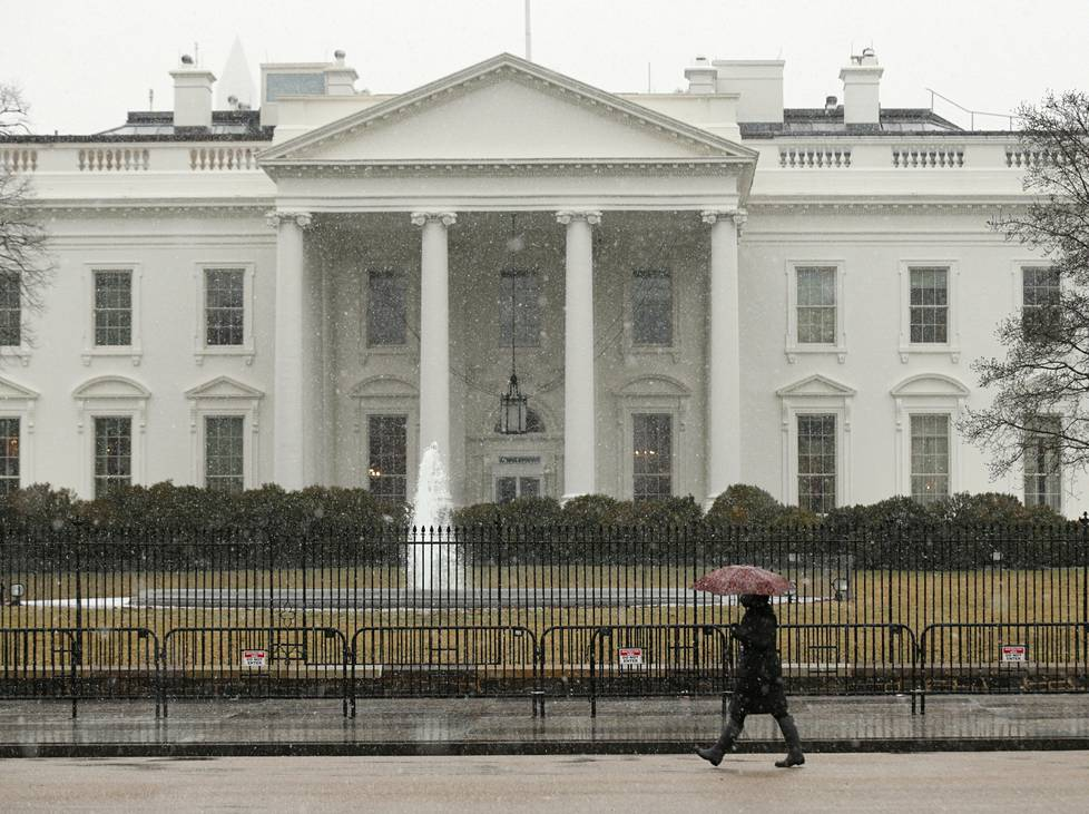 Valkoinen talo haluaa vahvan mutta murrettavan salauksen for Dd 2861