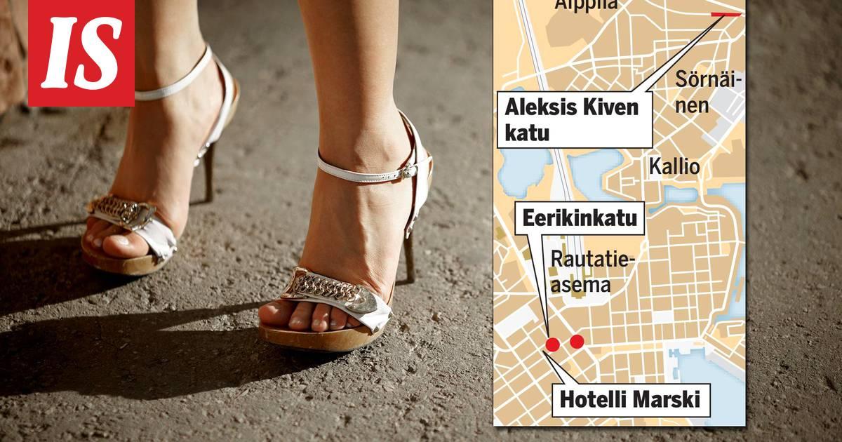 iso nainen prostituutio suomessa hinta