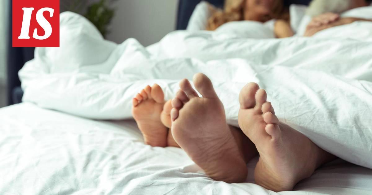 Teini nauttii seksiä
