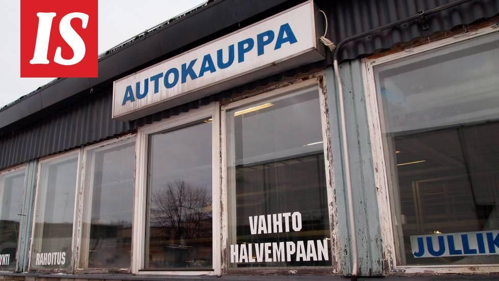 Käytetyn Auton Ostaminen