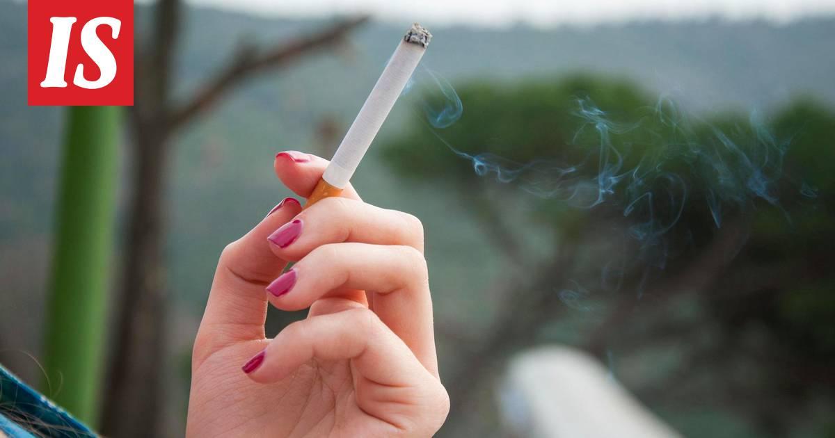 Kun Lopetat Tupakoinnin