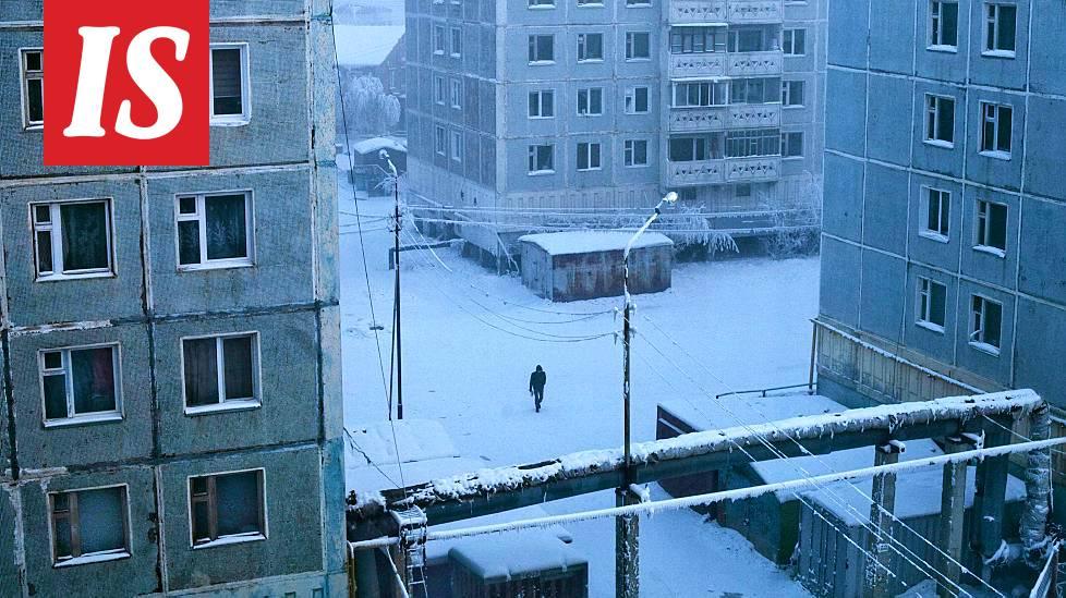 Oimjakon Sää