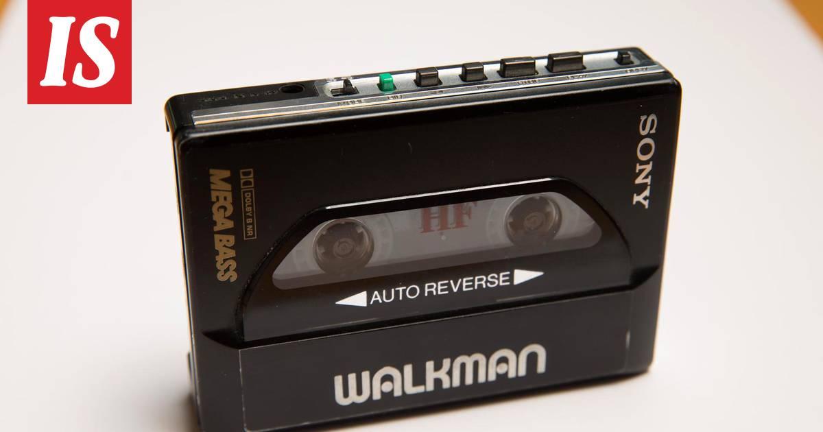 Sony Walkman Kasettisoitin