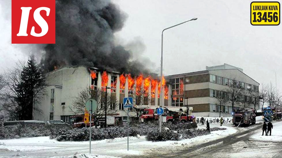 Helsinki Tulipalo