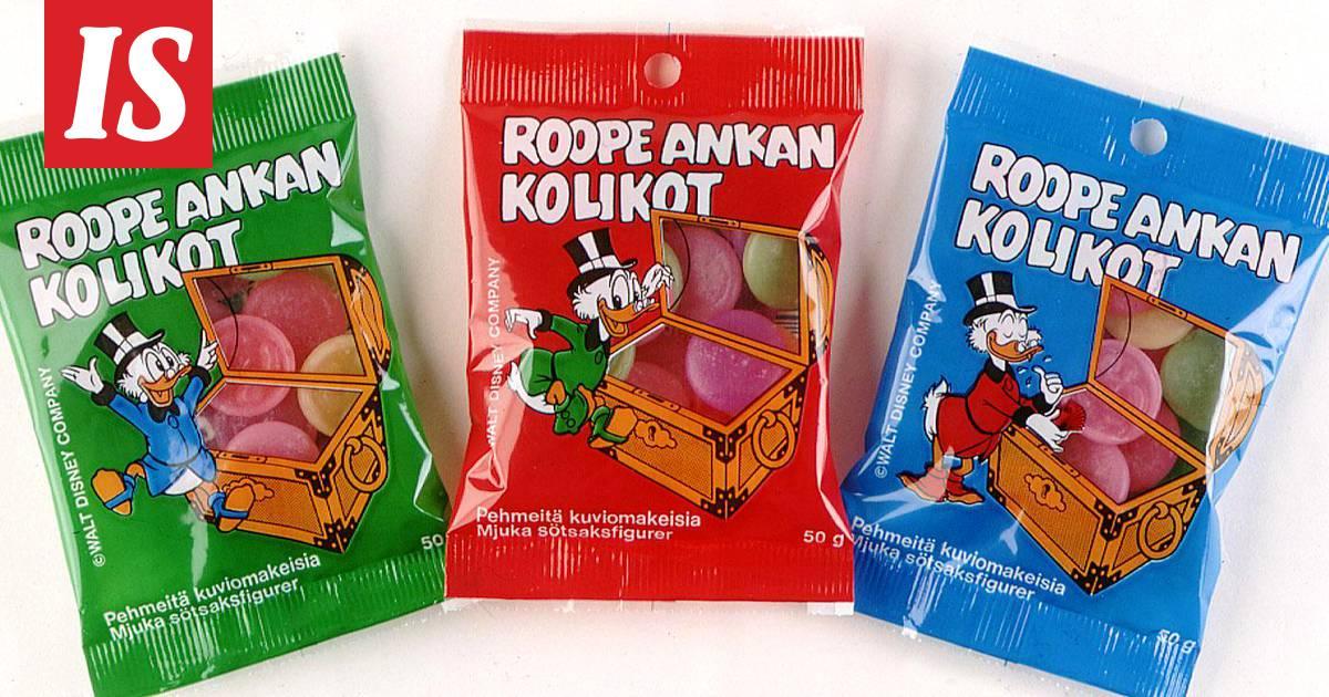 Roope Ankan Kolikot