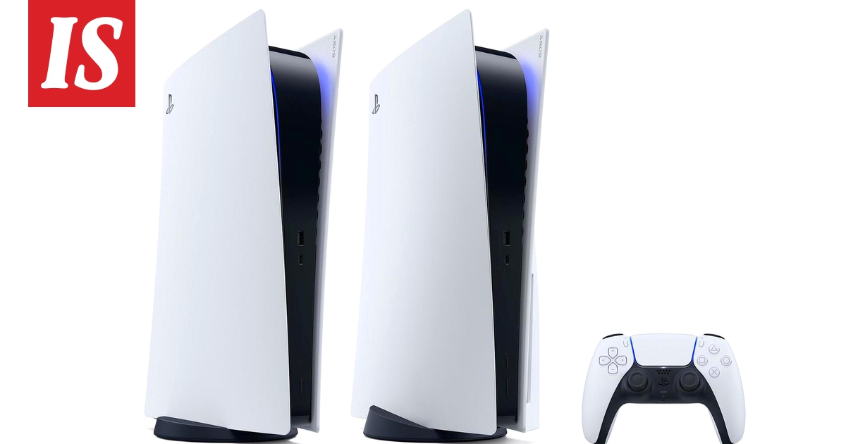 Playstation 5 Hinta