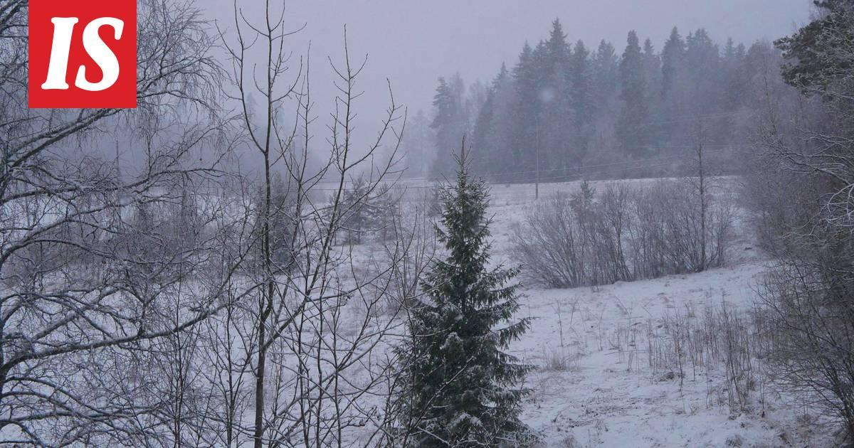 Vihdin Maasoja On Paikka Jolla On Hyinen Maine Meteorologi