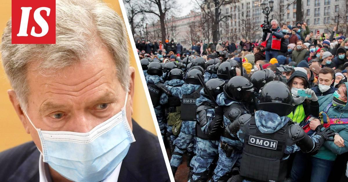 Presidentti Niinistö: Venäjällä vakava tilanne