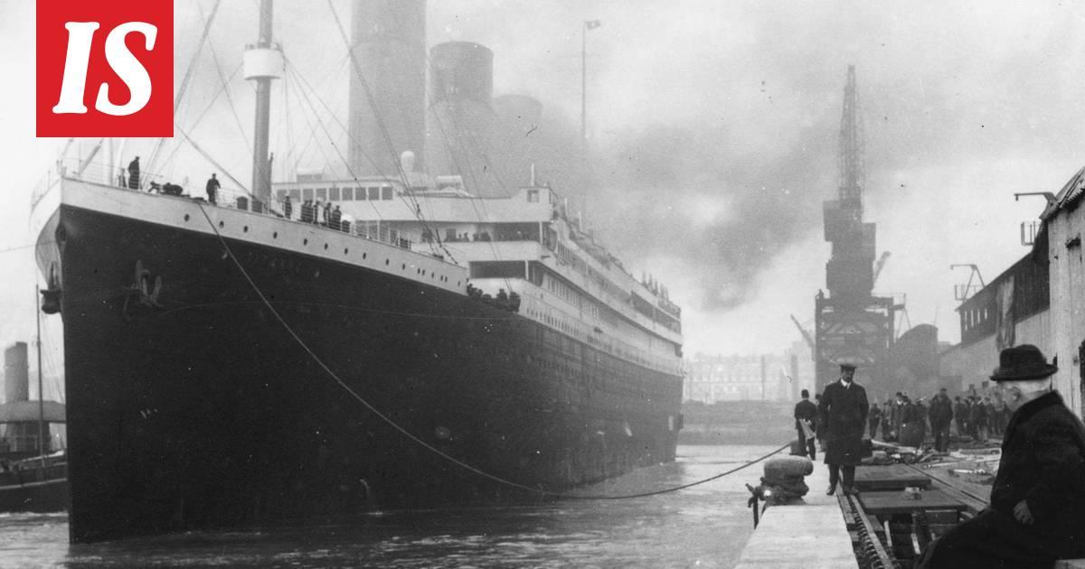 Titanicin Hylky