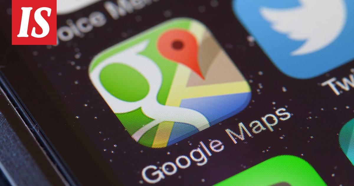 Google Maps Nayttaa Paikkojen Koordinaatit Ja Etsii Paikan