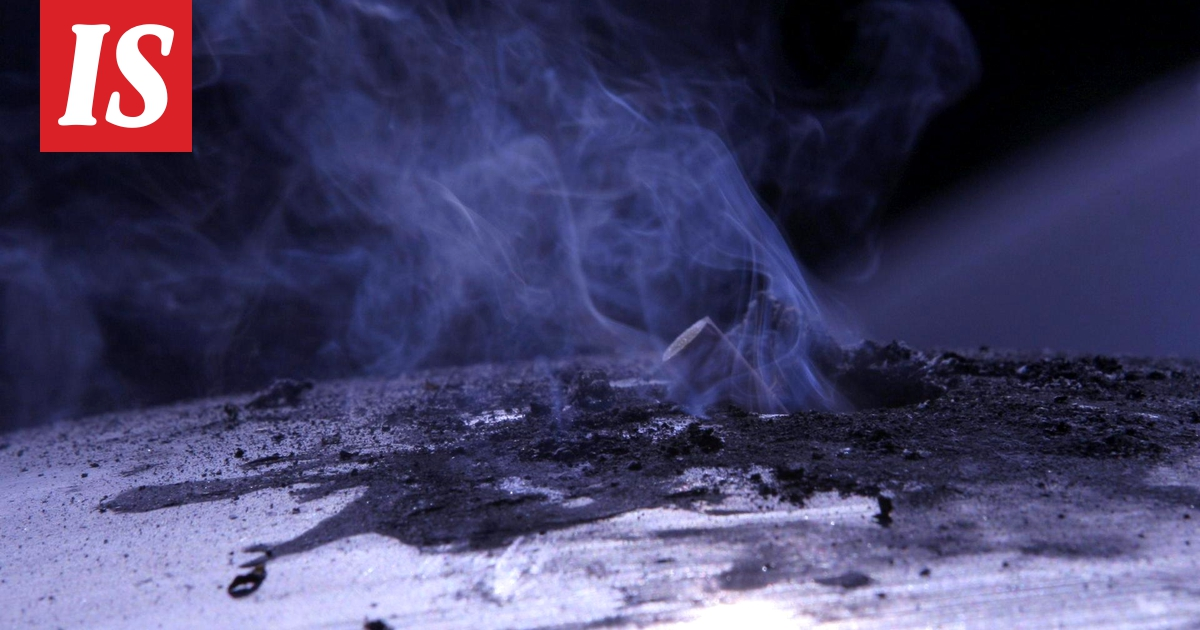 tupakan haju pois