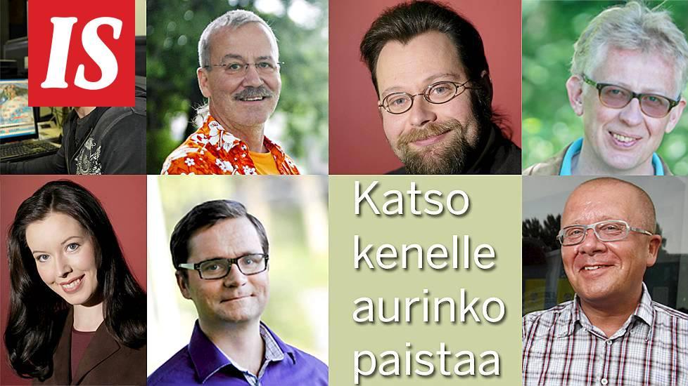 Verotiedot 2011: Tästä syystä kannattaa olla meteorologi MTV3:lla - Kotimaa - Ilta-Sanomat