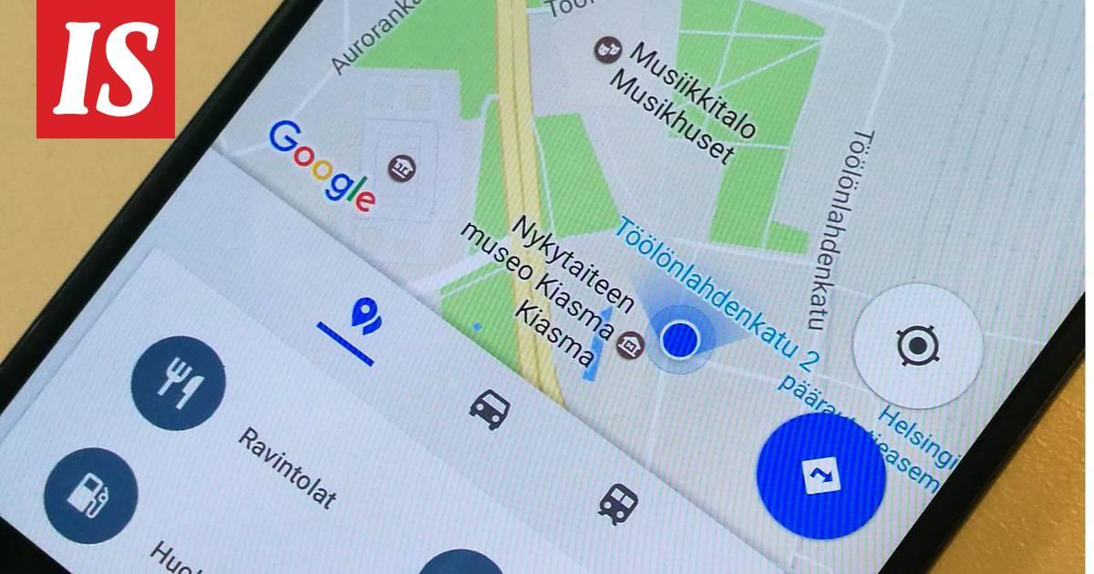 Tomtom Korvaa Google Mapsin Huawei Ja Honor Puhelimissa Mobiili