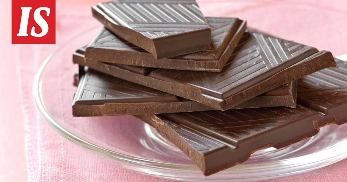Tumma Suklaa Terveysvaikutukset