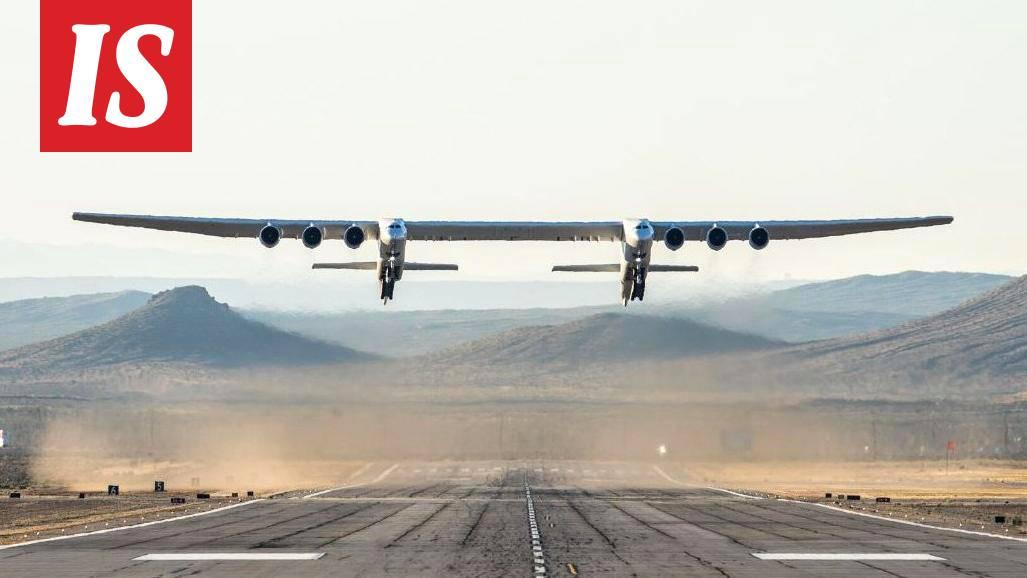 Suurin Lentokone