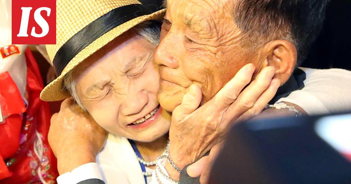 Korealainen äiti suku puoli