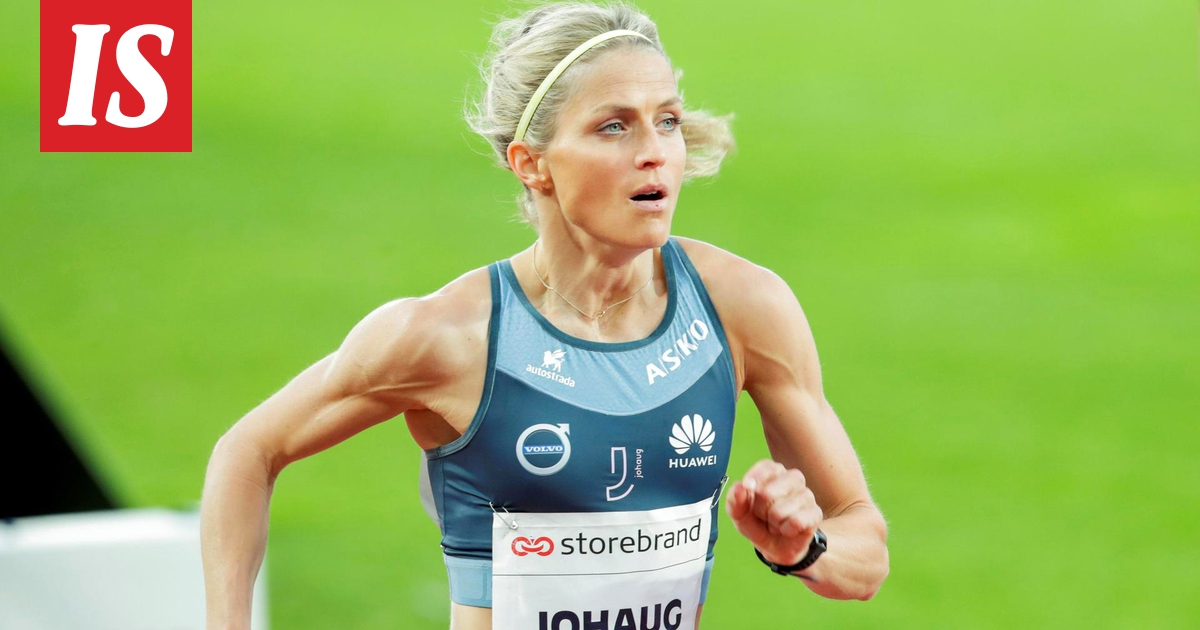 Therese Johaug Really Got Excited About Her Side Sport You Should Have Chosen To Run Teller Report