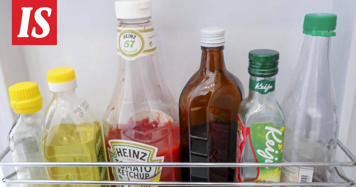 jääkaapin kylmin osa