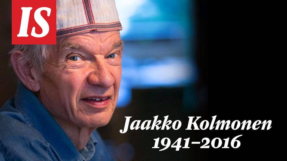 Jaakko Kolmonen