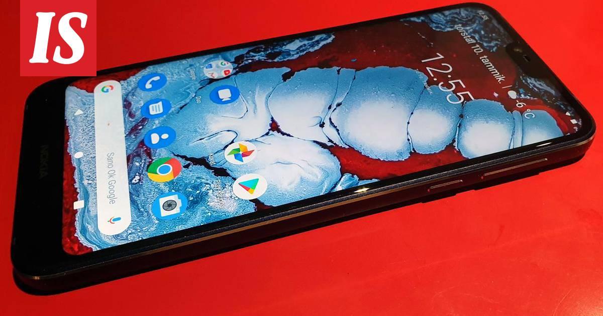 Nokia 7.1 Hinta
