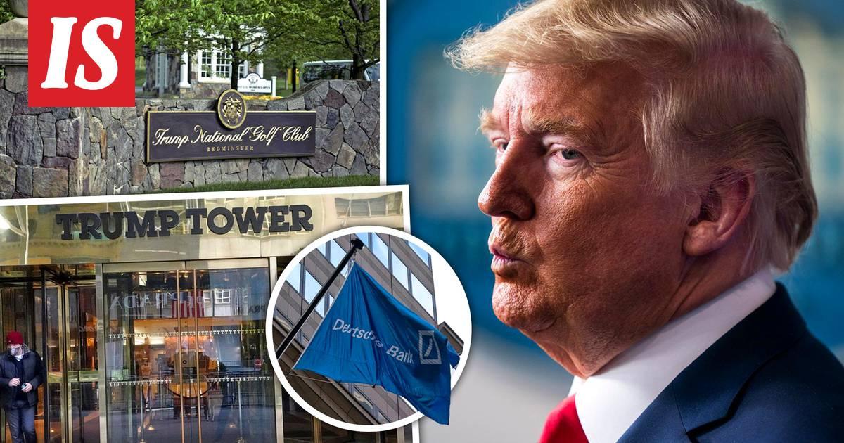Trumpin rahahanat uhkaavat ehtyä  Valtava ongelma