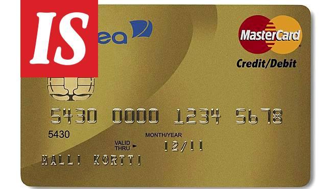 Luottokortilla Maksaminen Netissä