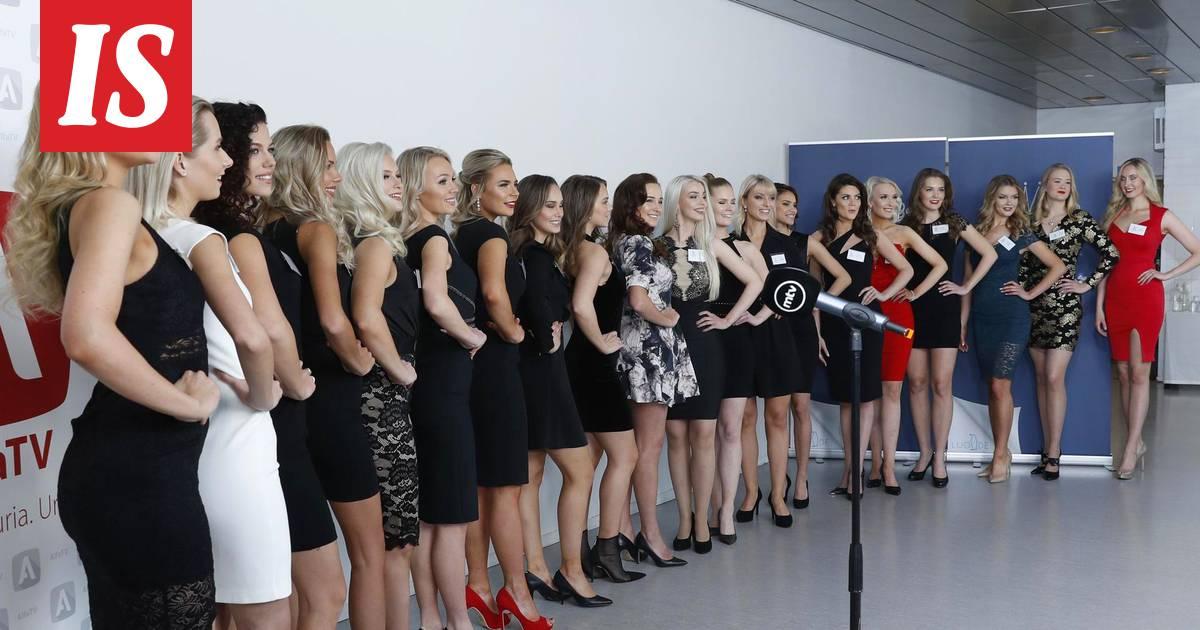 Miss Suomi Semifinalistit 2021