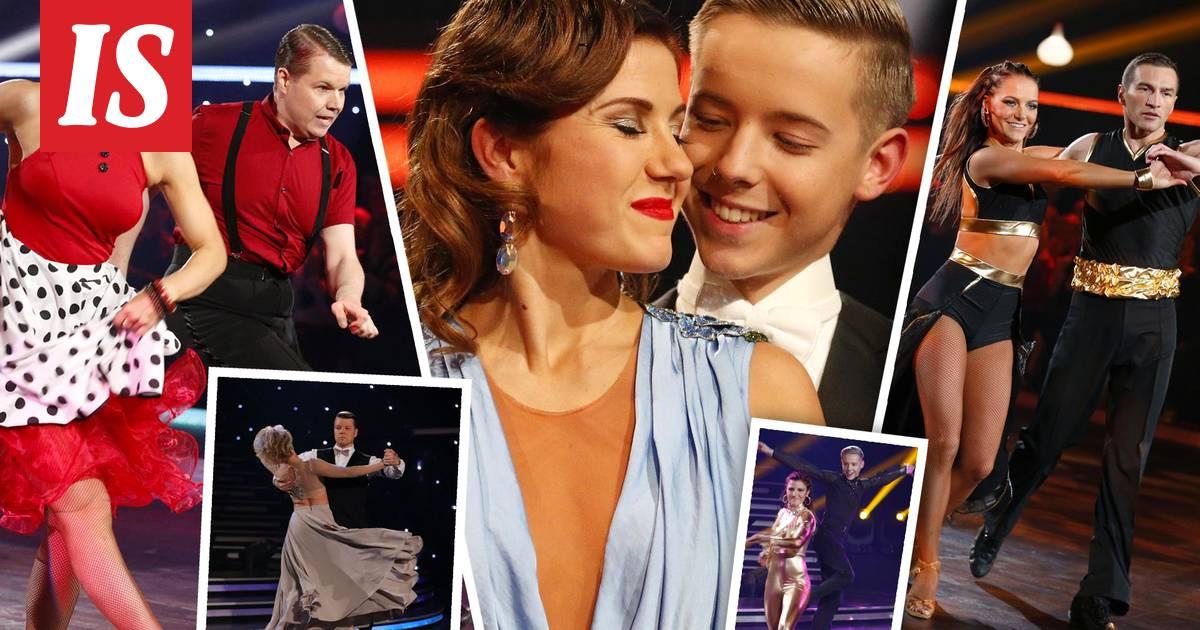 Tanssii Tähtien Kanssa Finaali 2021