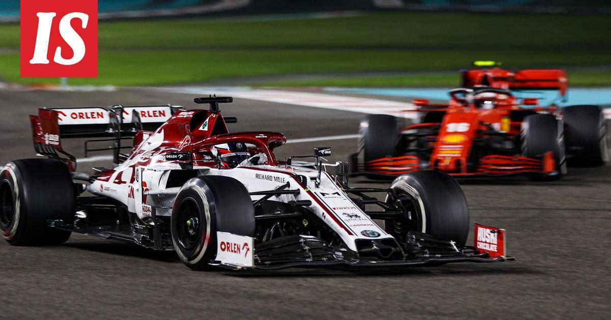 Formula 1 Moottori