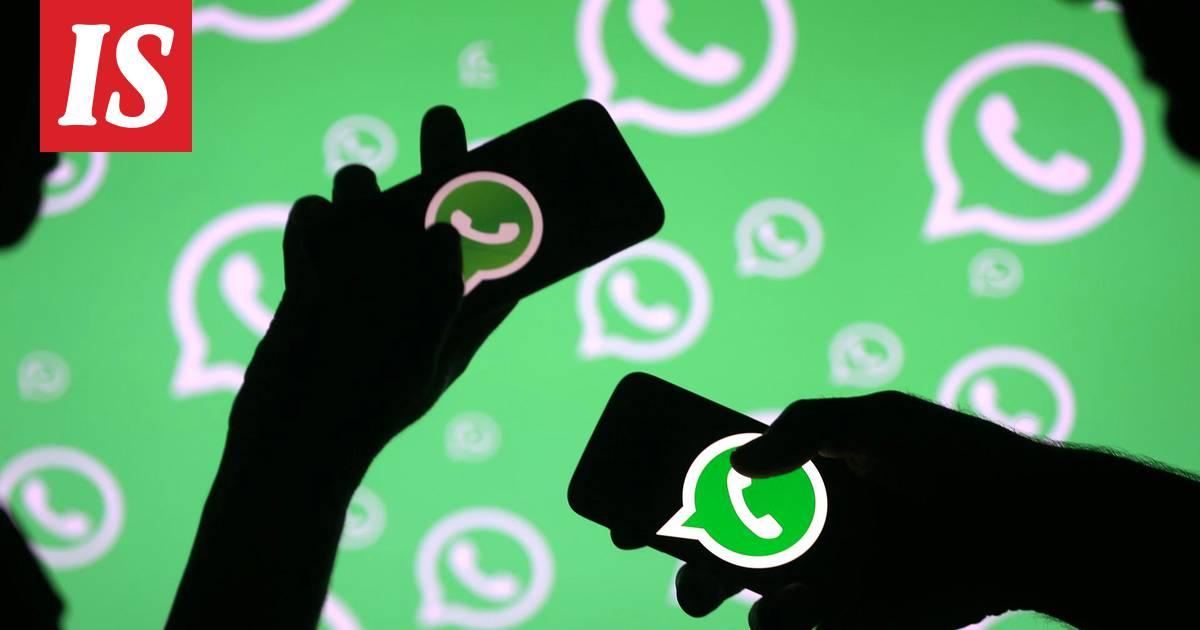 Whatsapp Paikalla Olo Pois