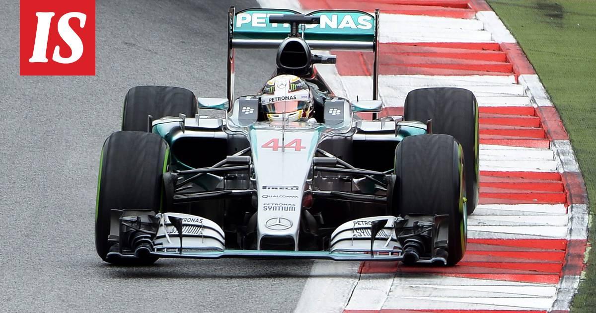 F1 Tilastot