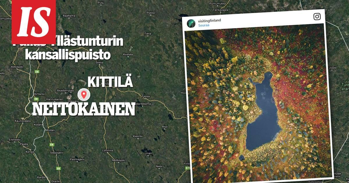 Suomen Muotoinen Järvi