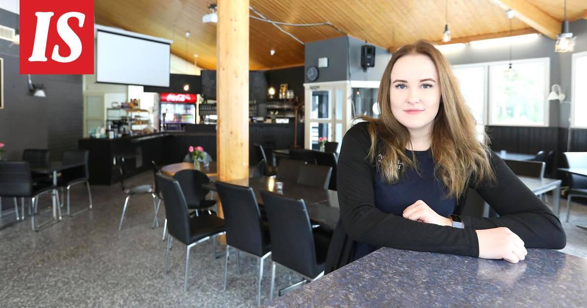 19-vuotias Teija Lehto näki ilmoituksen ikkunassa, mietti vain hetken ja pelasti suljetun ravintolan