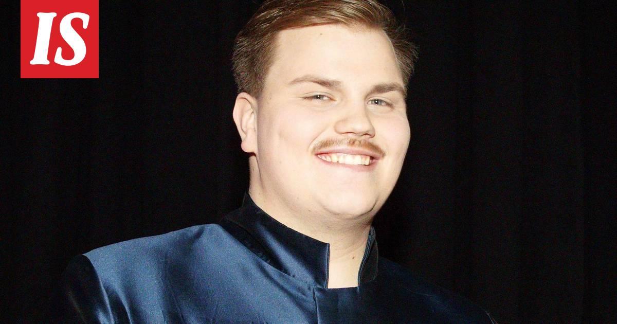 Jättiyllätys! Aksel Kankaanranta on Suomen euroviisuedustaja