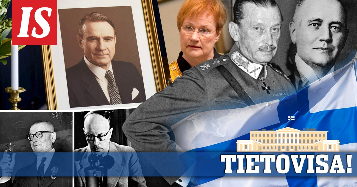 Suomen Presidentinvaalit