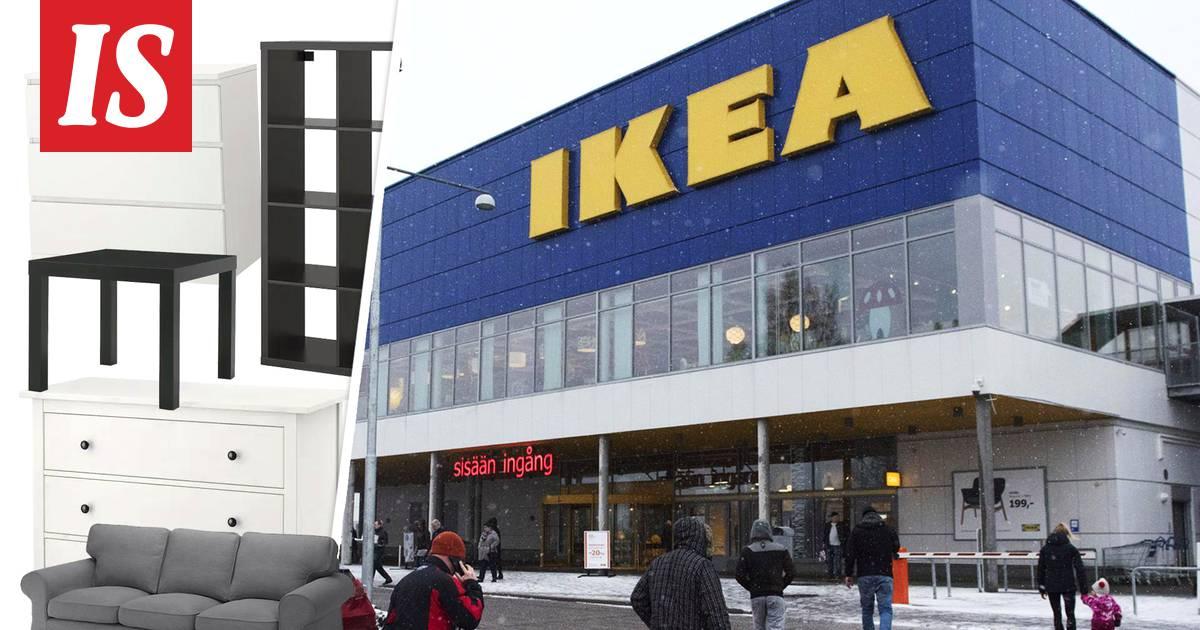 Tampereen Ikea aloittaa kokeilun ensi viikolla: verkkotilaus kotiovelle jopa neljässä tunnissa sähkökuorma-autolla