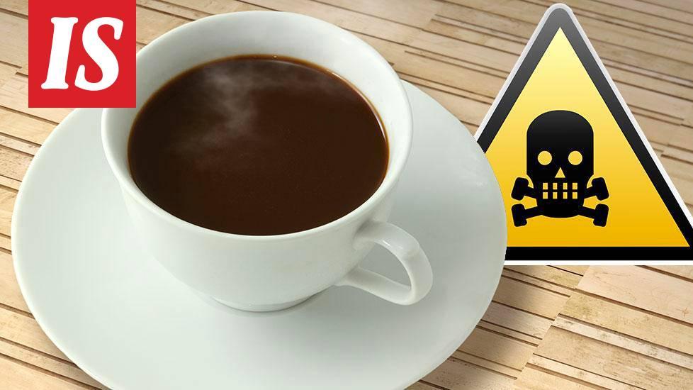 Kofeiinin Määrä Kahvikupissa