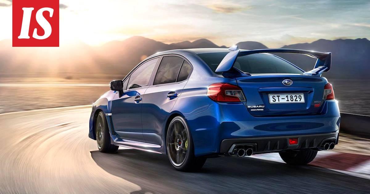 Difference Between Wrx And Sti >> Subaru Wrx Sti Final Edition Nimi Kertoo Nyt Kaiken