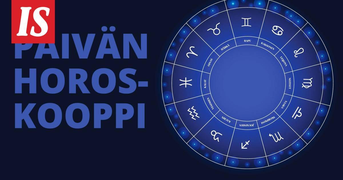 Iltasanomat Horoskooppi Tänään